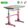 Adjustable Ergonomic Design child study table and chair