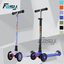 Fasy motorizada scooter para crianças para a venda