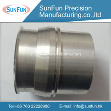 Customized high quality cnc turning things made of aluminum
