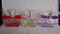 50ml new style fancy coloring empty perfume glass bottle