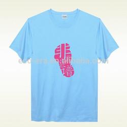 LOW MOQ Screen Print Digital Printing Heat Transfer Your Design Custom T-shirt Cotton Fabric Wholesale T-shirt Manufacture