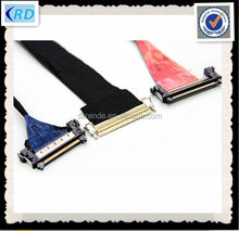 30pin 40pin connector i pex 20454 20410 micro coaxial lvds cable
