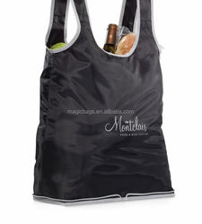 Hot New Eco Shopping Bag 210D Polyester Eco Friendly Bag Cheap Shopping Bags Wholesale