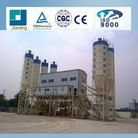 automatic concrete batching plant layout