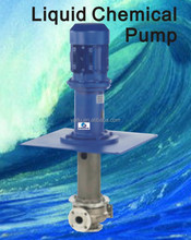Submerged -type chemical pump