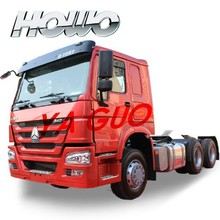 HOWO7 371HP 10-WHEELER 6x4 EURO2 TRACTOR TRUCK ( ZZ4257N3247W )