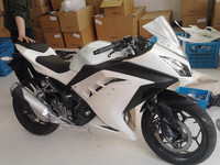 320CC, higher power racing motorcycle ,amazing speed