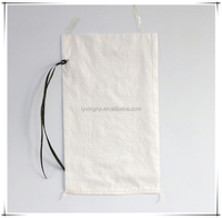 empty pp woven tube sand bags