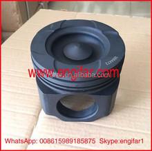 iron cast piston for cumm-ins engine 3684472 piston liner kit assy