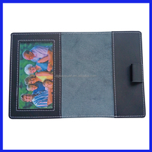 new desing hot selling notebook genuine leather cover