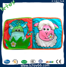 educational cloth book for baby