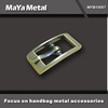 PVD Plating vogue copper buckles_Maya Metal