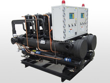 Laser technology of Screw Chiller with Shell Tube Condenser