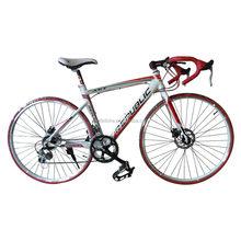 Criativo mais popular boa qualidade cheia de carbono bicicleta de estrada fame