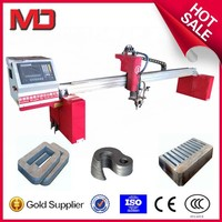100% China Factory Cnc Plasma Cutter Steel Mini Gantry MDCUT-ST-2340 (2300*4000mm), Metal Plasma Cutter