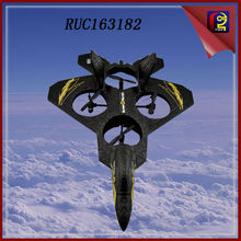 Hot Newest 2.4G 4CH 4-Axis UFO STONE REMOTE FLY RC Helicopter RUC163182