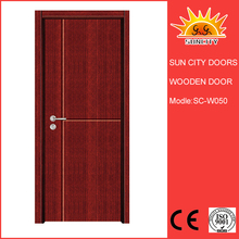 Popular models wooden net door design SC-W050