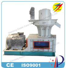 Hot sale rice husk /peanut shell pellet mill machine