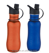 500ml stainless steel 304 sports drink bottle/Wide Mouth Stainless Steel Sports Water Bottle Wide mouth/Outdoor sports bottle