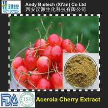 Vitamin C 25% Natural Acerola Cherry Extract