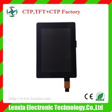 Capacitive touch screen 3.5 inch tft lcd panel with 320x480 resolution