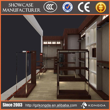 Supply all kinds of modern style showcase,modern showroom design