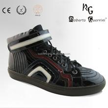 2014 genuine leather sport shoe basketball shoe