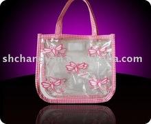 Environmental protection PVC bag for promotion(PVC-1151)