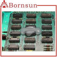 Bornsun two component pu silicone sealant for led