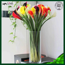 PU Real Touch Calla Lily Spray Artificial Flower