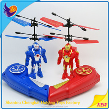 Newest toys Flying Robort.HY-835 infrared induction super flying model airplanes for sale
