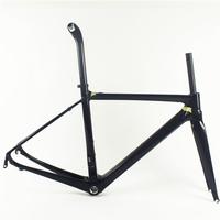 EN Quality Carbon Road Bicycle Bike Frame, Carbon Road Frame+Fork+Clamp, Carbon Frame Road