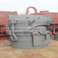 V.HENTA Brand 6T Charging Bucket for Electric Arc Furnace