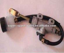 motorcycle upper rear brake pumps master key cylinder lock
