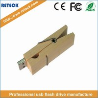 innovation cheapest clothespin usb flash drive made in china