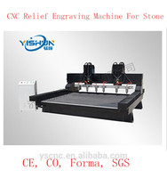 advertising router 3d sculpture machine cnc router lightduty marble stone cutting machine(cnc router 1212)