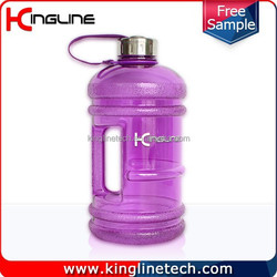 2.2L plastic water jug with handle (KL-8004)