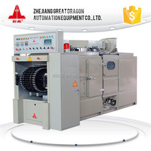 SZD Series Tunnel Style Rotor Lacquer Rolling Machine