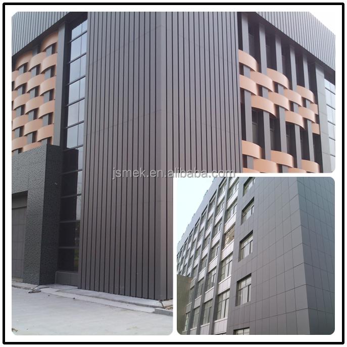 Composite Wall Panels : Zhangjiagang exterior wall panels aluminum composite panel