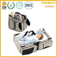 High quality baby travel cot bag