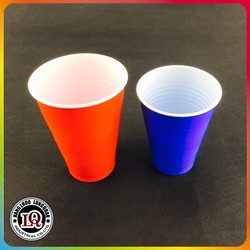 ps disposable colorful drink cups