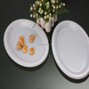 12 inch clear disposable plate, wholesale ps fancy plastic plate