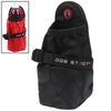 good quality Practical Multi Purpose Kettle Bag Waist Hang Strong Waterproof Water Bottle Holder Bag (Black)