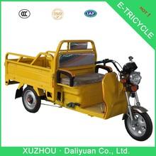 electric cargo new three wheel motorcycle