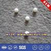 White hard plastic small balls for bearing industry