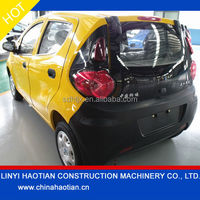 professional street legal with high motor power electrical car for sale