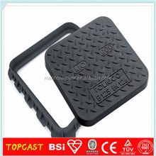 EN124 Sewer Manhole Cover and Frame plastic manhole covers D400 Forged