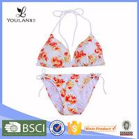 Large Size Fashion Bikini Swimwear Bikini For Mature Women