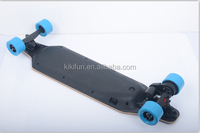 Factory price hot sale electric powered skateboard for sale