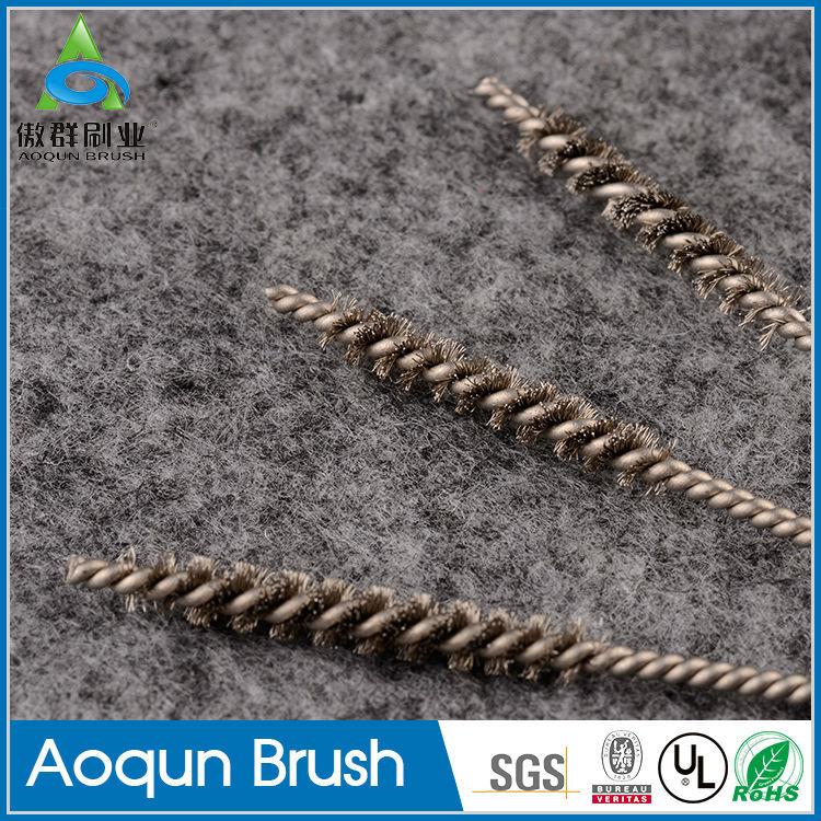 nuovo design filo di acciaio Spazzacamino spazzole